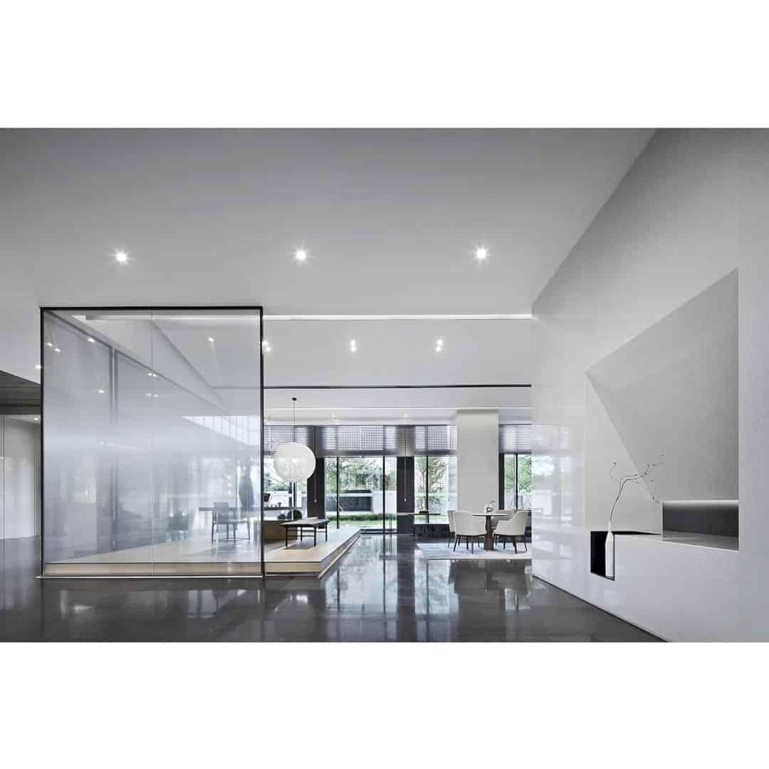 Pengzhanhui Square Sales Center Sales Center By Ocean Luo 2