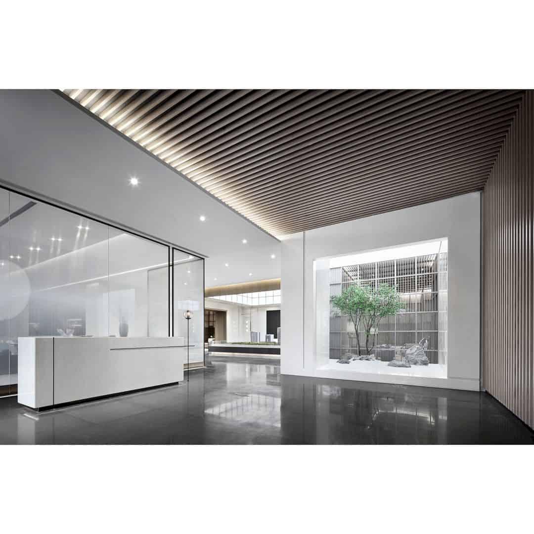Pengzhanhui Square Sales Center Sales Center By Ocean Luo 5