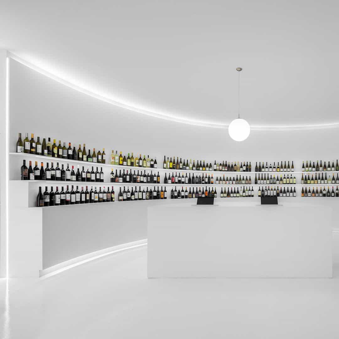 Portugal Vineyards Retail Space By Ricardo Porto Ferreira 1
