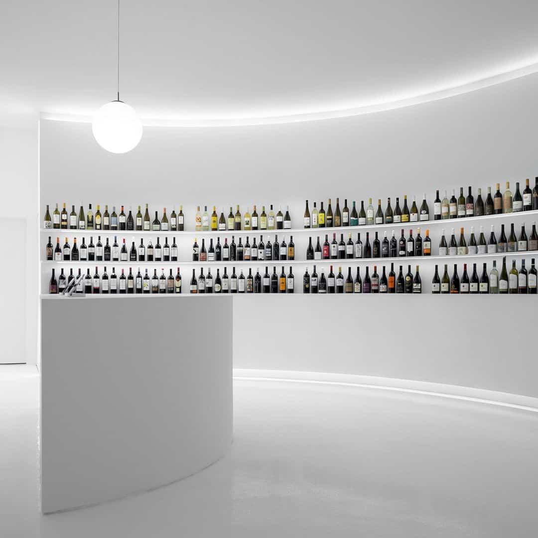 Portugal Vineyards Retail Space By Ricardo Porto Ferreira 2