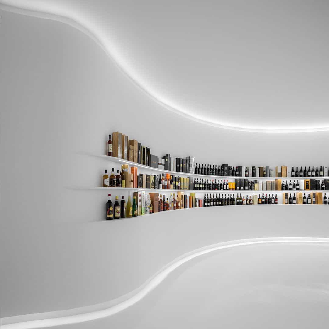 Portugal Vineyards Retail Space By Ricardo Porto Ferreira 3