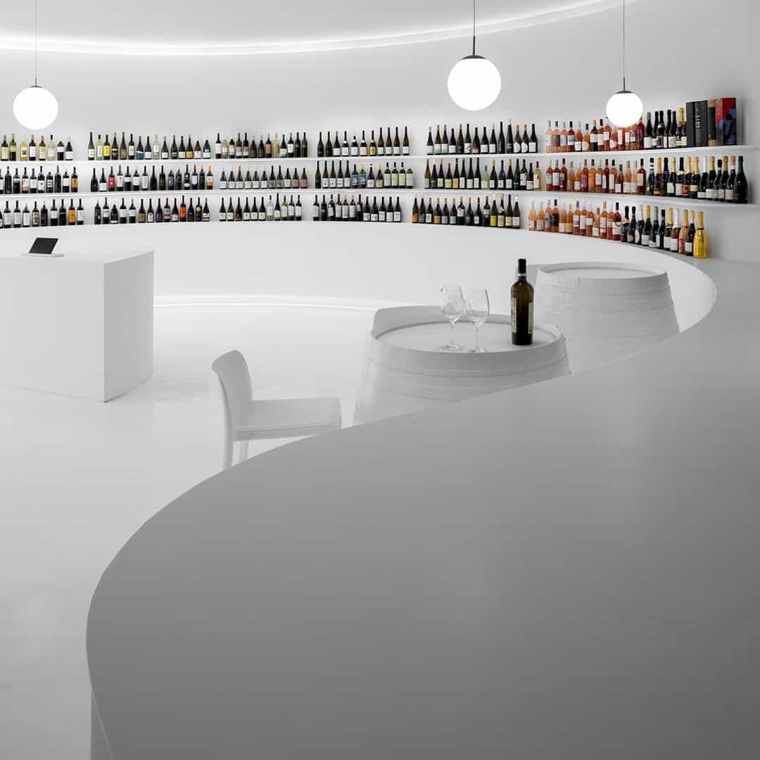 Portugal Vineyards Retail Space By Ricardo Porto Ferreira 4