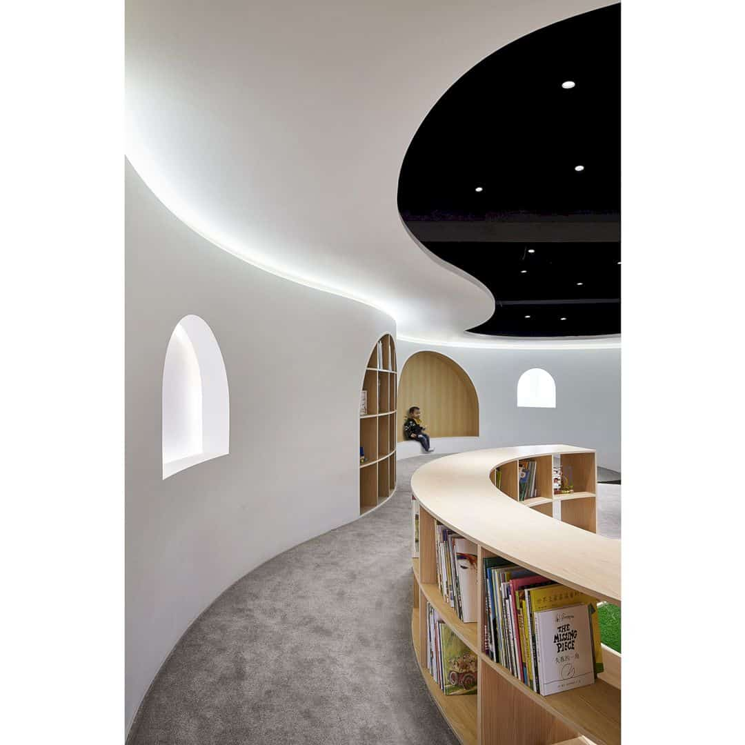 Sissis Wonderland Reading Space By Leo Sun 1