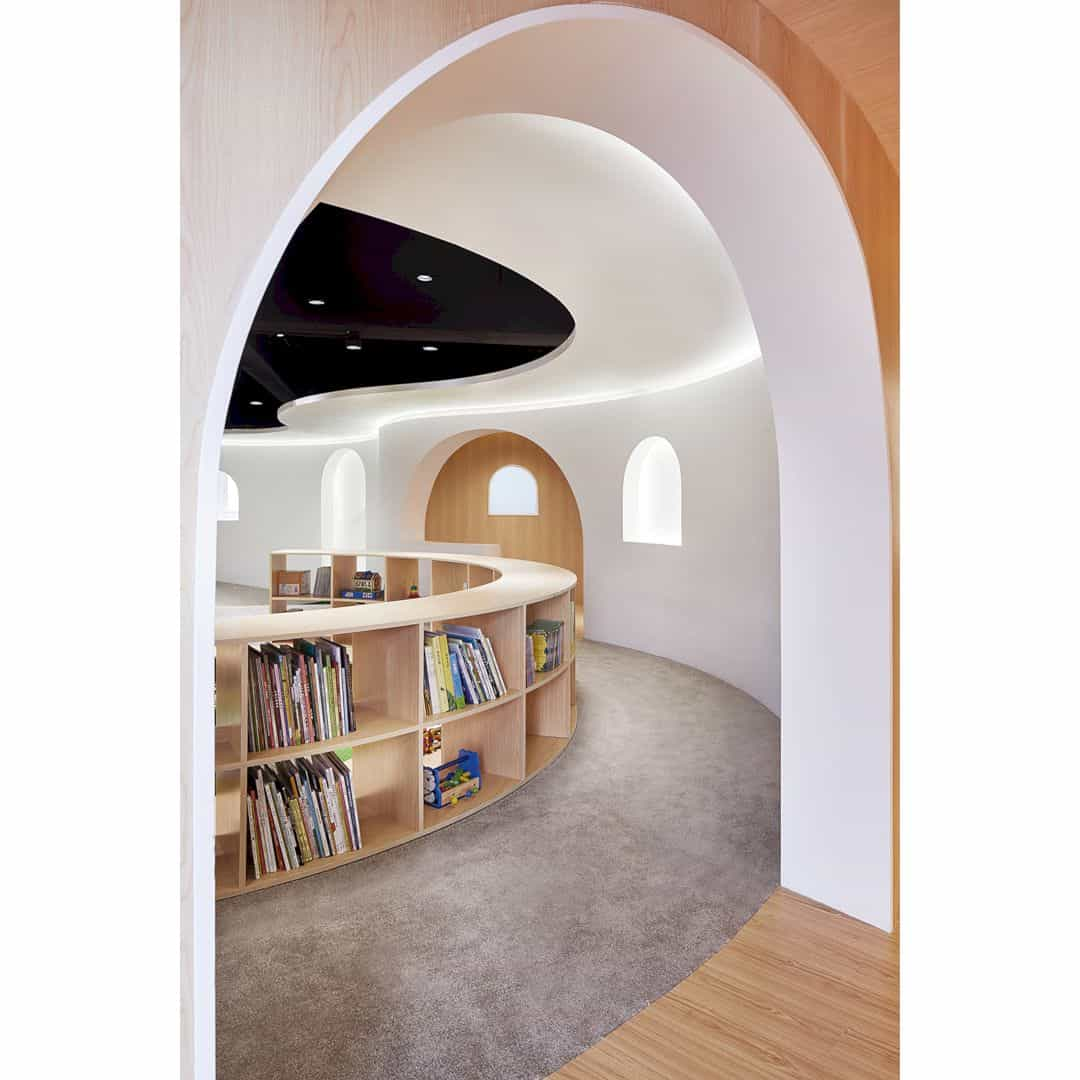 Sissis Wonderland Reading Space By Leo Sun 3