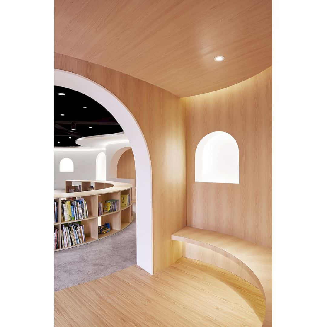 Sissis Wonderland Reading Space By Leo Sun 4