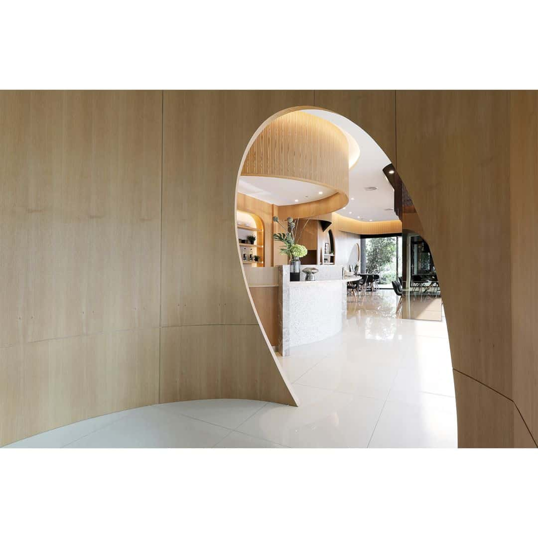 The Unconventional Waltz Sales Center By Chao Yen Chen 1