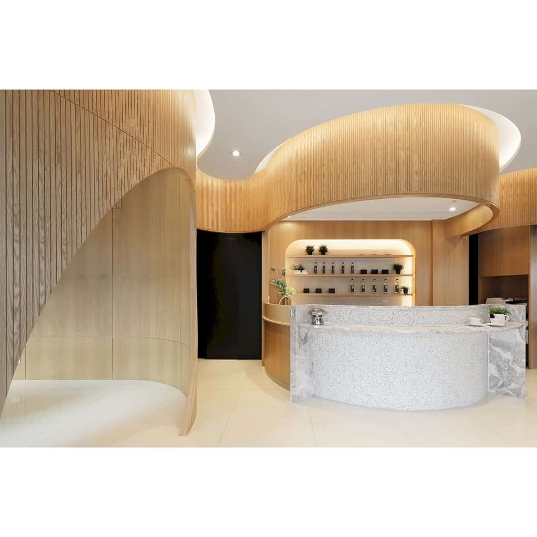 The Unconventional Waltz Sales Center By Chao Yen Chen 2