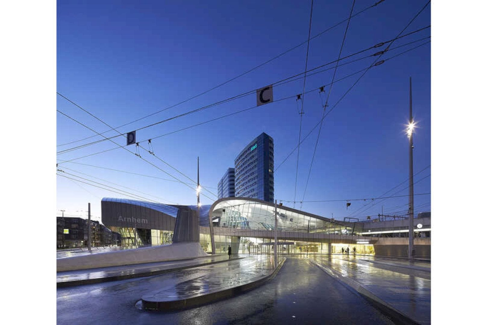 Arnhem Central Masterplan 1 7