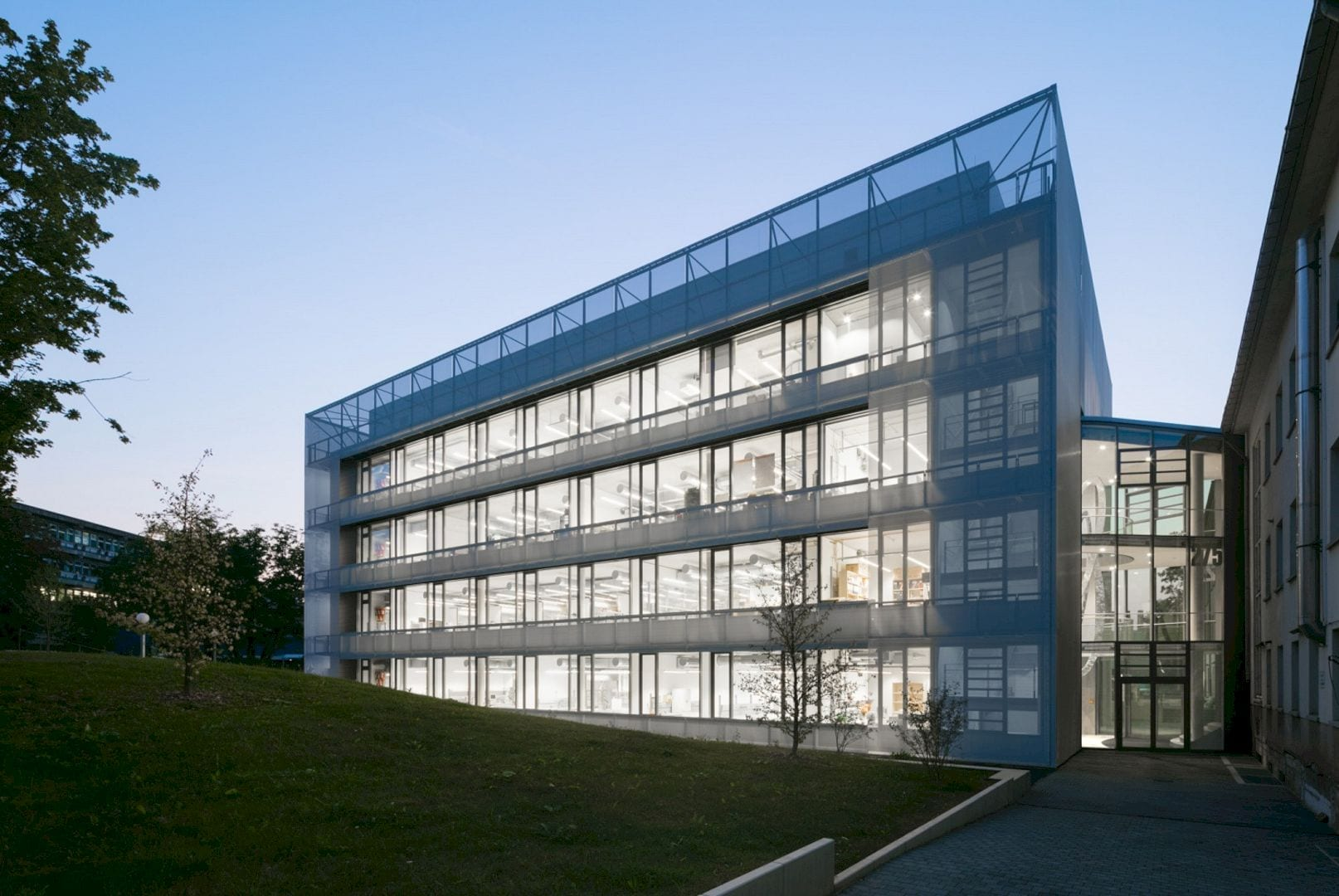 Chemical Institute University Heidelberg 9