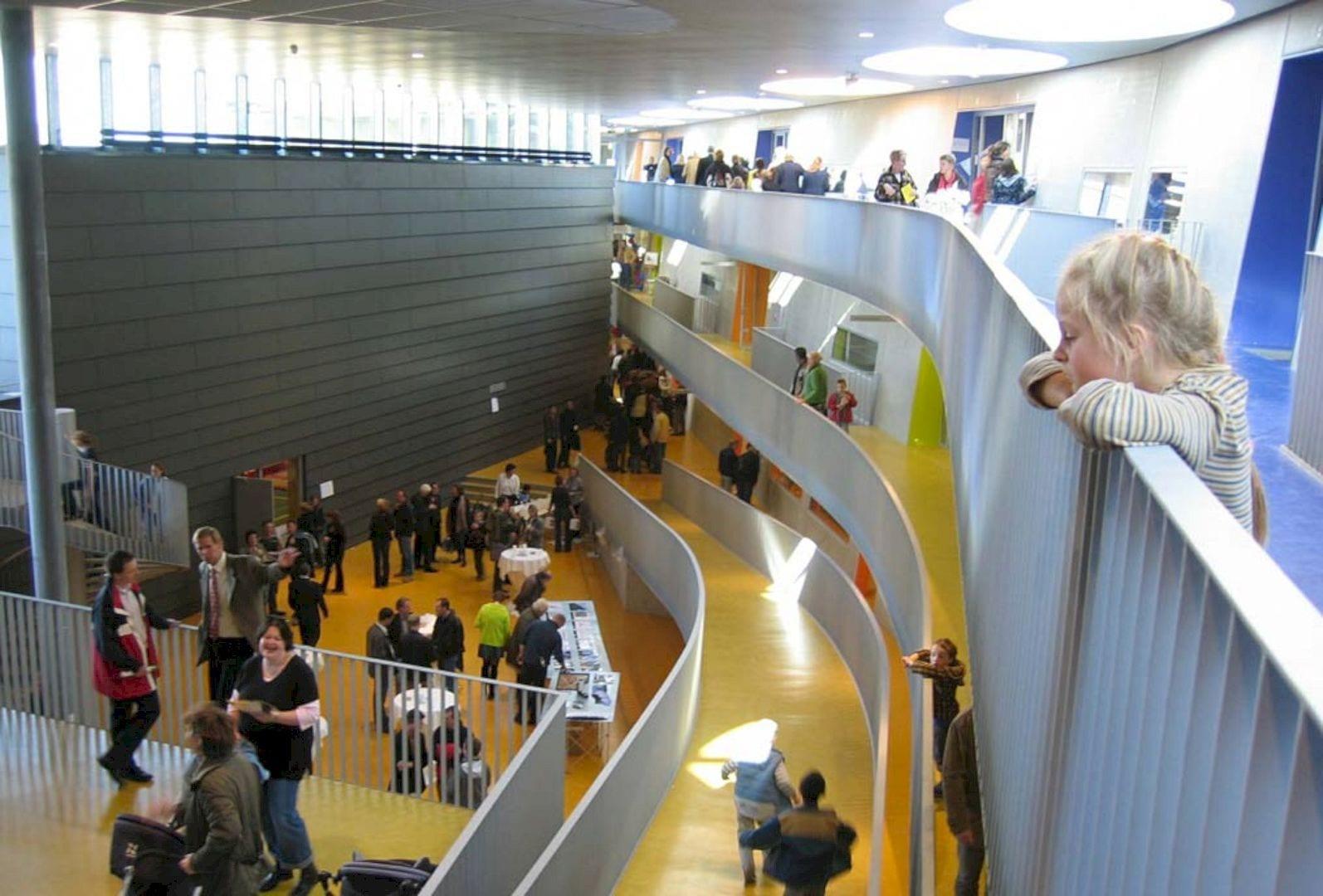 Educational Centre Oosterhout Nijmegen 7