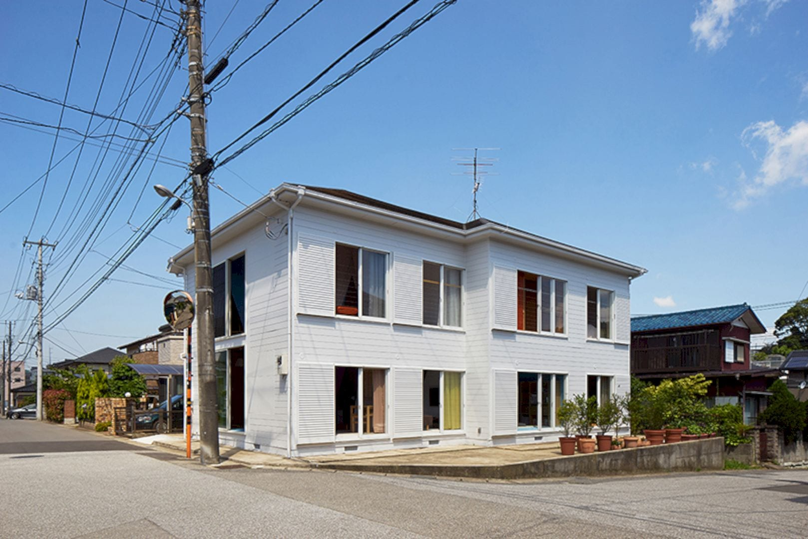 Apartment House 1