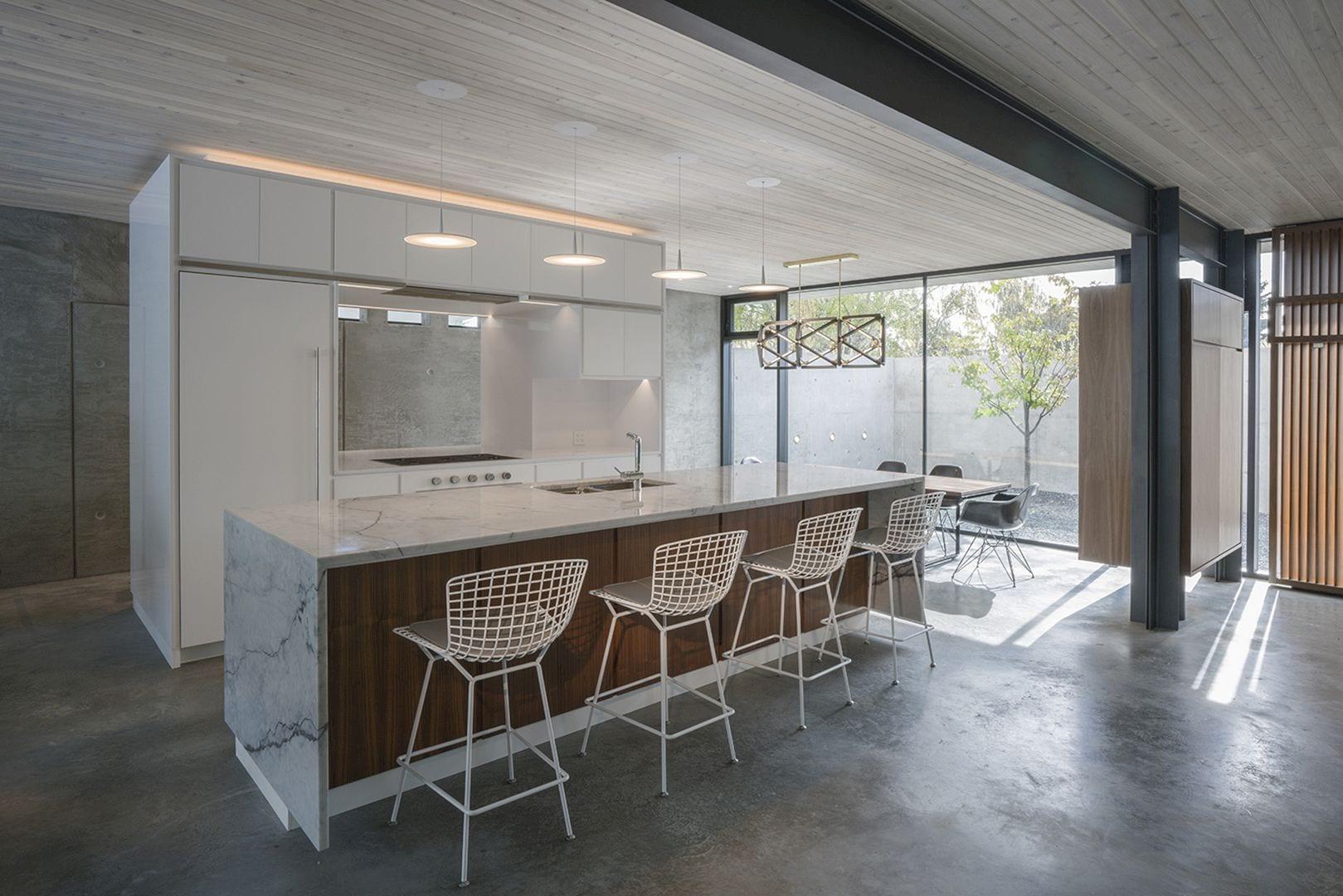 Courtyard House 9