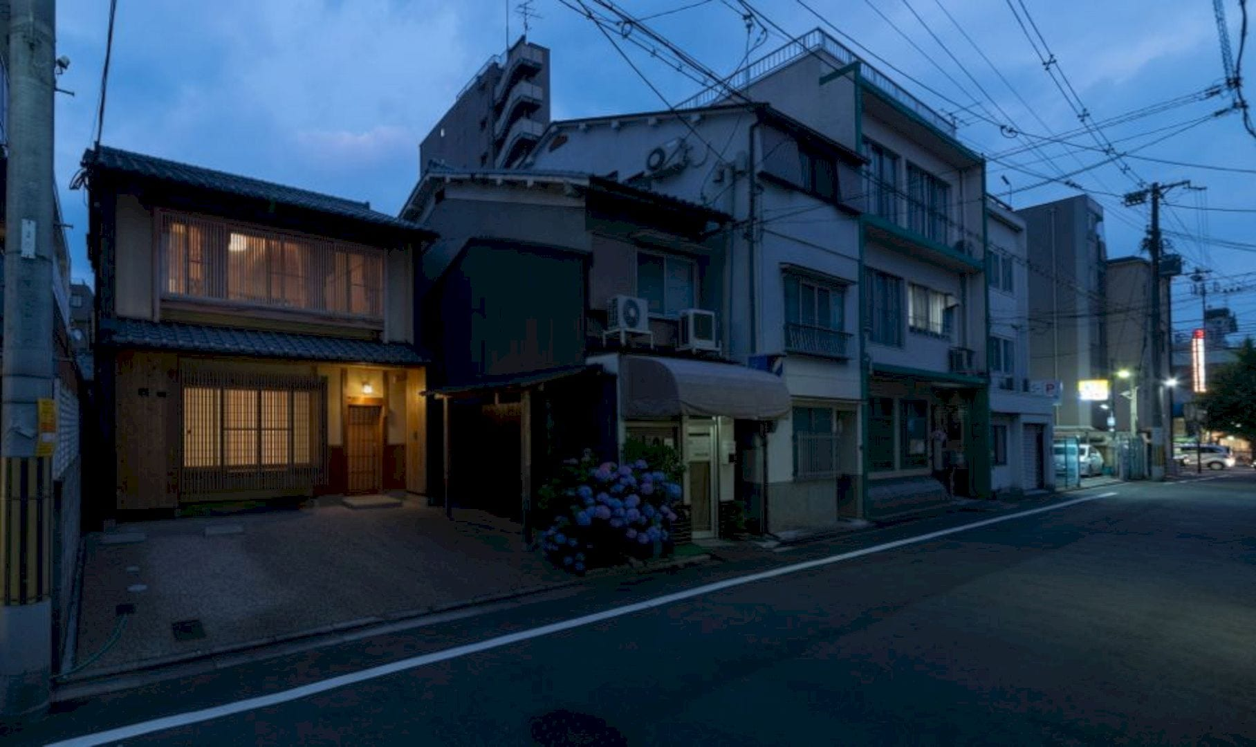 House In Demachi 1