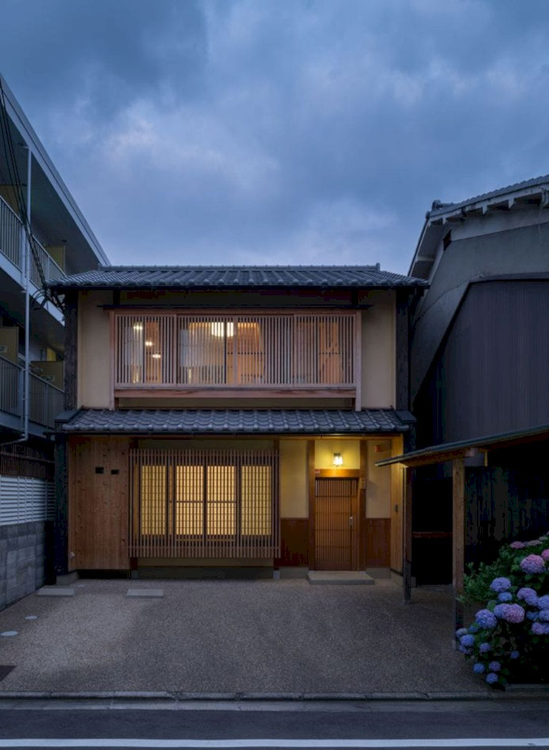 House In Demachi 2